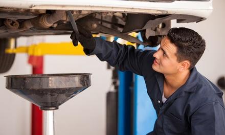 Kleine od. große Pkw Inspektion nach Herstellerangaben für alle Fabrikate bei Autoteam 24 (bis zu 67% sparen*)