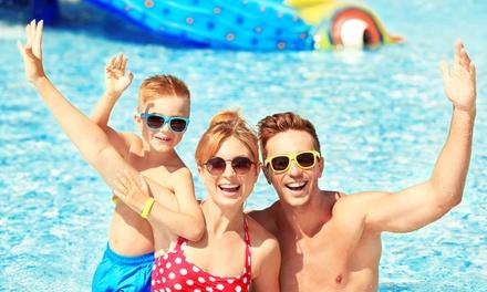 Lloret de Mar : 7 nuits avec demi-pension à l'hôtel Garbi Park 4* et accès illimité à l'Aquasplash pour 2 à 4 personnes