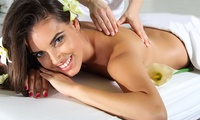 Pamper Package with Treatment, Express Facial and Cream Tea for Up to Three at The Retreat at Hillmotts (Up to 69% Off)
