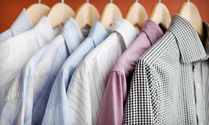 Fountain Cleaners - Fountaingate: $20 for $40 Worth of Dry-Cleaning Services from Fountain Cleaners