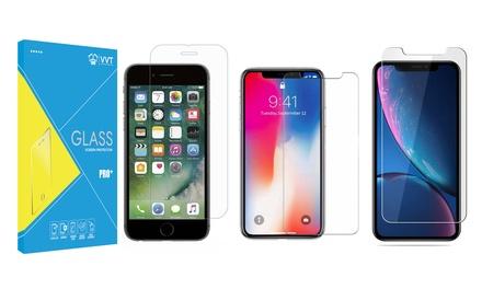 Lot 2, 3, 4 verres trempés Iphone