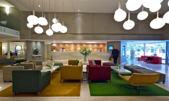 מלון מטרופוליטן תל אביב: חופשה בתל אביב, כולל סופ''ש: לילה במלון מטרופוליטן, על בסיס לינה וארוחת בוקר, החל מ-619 ₪ בלבד לזוג!