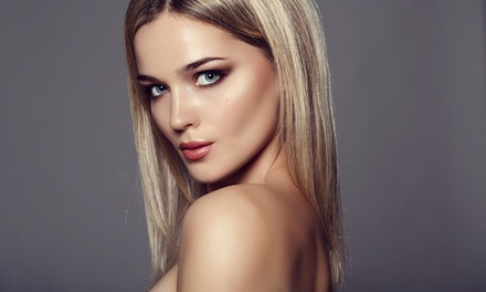$129 for Kerasilk Keratin Smoothing Treatment at Epic Hair Designs, 14 Locations (Up to $319 Value)