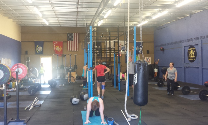 CrossFit Salt - Thalmann: One Month of Unlimited CrossFit Classes from CrossFit Salt & Old School Weightlifting (65% Off)