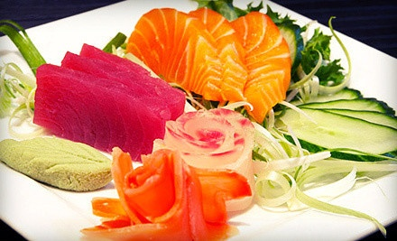 $20 for $40 Worth of Sushi and Japanese Cuisine for Two or More at Sushi Kai