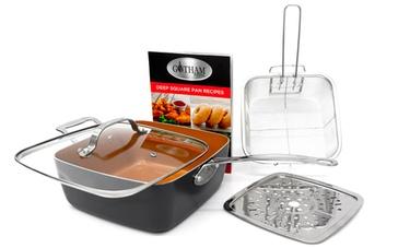 Gotham Steel Cookware Set