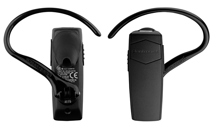 Plantronics Explorer 10 Wireless Bluetooth Headset With Mic Refurb Groupon