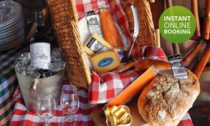 Aphrodisiac Shack & Smokehouse: Damn Fine Jazz Double Tickets and Gourmet Picnic Basket from R375 at Aphrodisiac Shack & Smokehouse