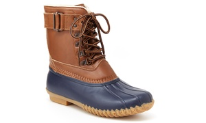 JBU by Jambu Women's Ontario Duck Boots (Size 11)