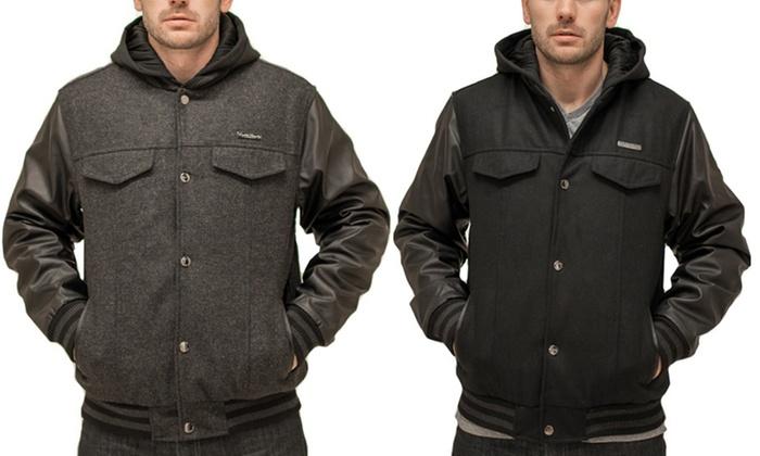 English Laundry Men's Varsity Jackets