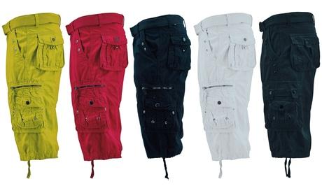 Vertical Sport Men's Fashion Cargo Shorts