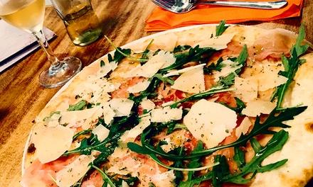 Italienisches 3-Gänge-Menü mit Pizza nach Wahl für zwei oder vier Personen bei Fideli Cucina (bis zu 57% sparen*)