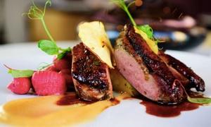 Restauracja Wine Bar & Steak House: Góralska uczta z rybą lub stekiem dla 2 osób za 119,99 zł i więcej opcji w Restauracji Wine Bar & Steak House