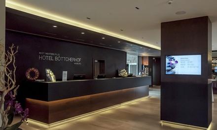 Amburgo 4*: camera Premium con colazione e Spa per 1 o 2 persone a 108,90€euro