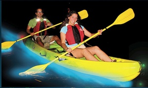 Austin Sailboat Rentals: Glass-Bottom Illuminated Kayak Tour for 1, 2, or 20 from Austin Sailboat Rentals (Up to 21% Off)
