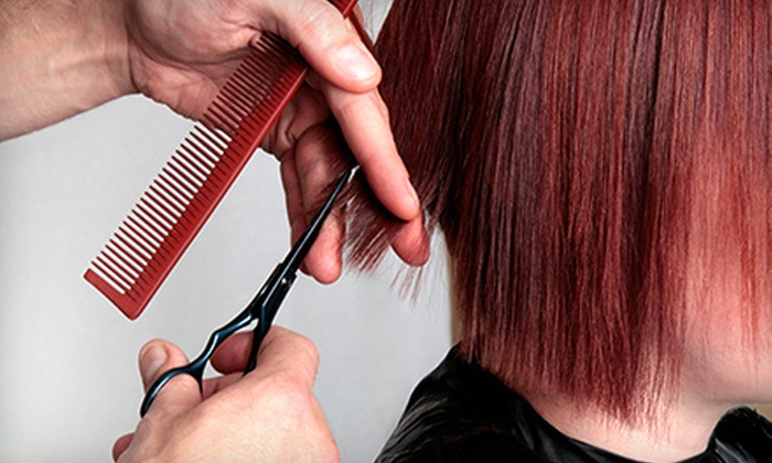 Pro Master Cuts - Faulkner Point North: $35 for $70 Worth of Women's Haircuts at Pro Master Cuts