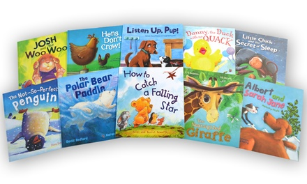 the great big storybook collection 10piece groupon