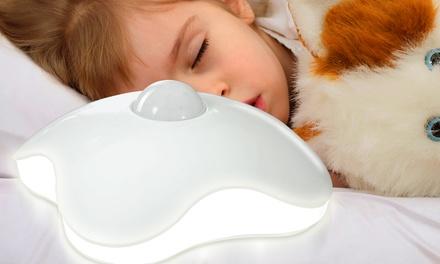 1 o 2 luces de noche indirecta con sensor
