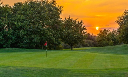 18 Holes of Golf for Two or Four at Mowsbury Golf Course
