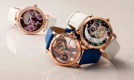 Bertha Women's Watch in Choice of Model and Colour