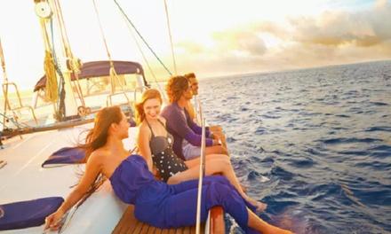 Giornata in barca a vela a 44,90€euro