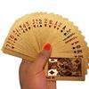 Vergoldetes Spielkarten-Set