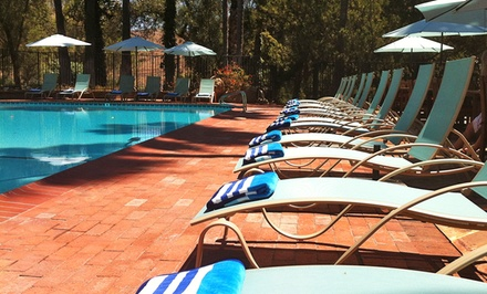 1-Night Stay for Two with Wine and Breakfast at The Ranch at Bandy Canyon in Escondido, CA. Combine Up to 2 Nights.