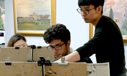Beginners' Art Drawing Class for One or Two at Sunny Art Centre, Chancery Lane (Up to 57% Off)