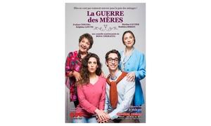 """Comédie de l'Odéon: 2 places en catégorie 1 pour la pièce """"la guerre des mères"""" à 25 € à Comédie de l'Odéon"""