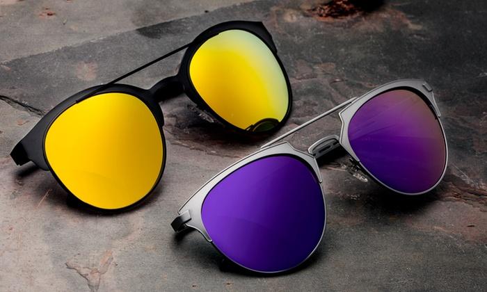660f37cf4b75 Up To 80% Off on Breed Men's Titanium Sunglasses | Groupon Goods