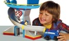 Paw Patrol The Lookout Playset with Chase: Paw Patrol The Lookout Playset with Chase