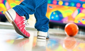 Bowltreff & Bowlshop: 2 Stunden Bowling inklusive Schnitzel für Sechs oder Zwölf im Bowltreff & Bowlshop (bis zu 59% sparen*)