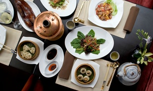 Yum Cha Garden City: 10-Course GourmetYum Cha Banquet for 2 ($89), 4 ($175) or 10 People ($419) at Yum Cha Garden City (Up to $1,293 Value)