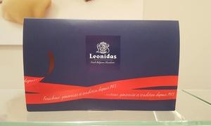 Leonidas Saint Germain en Laye: Ballotin de 500 gr d'assortiments de chocolats à 13,50 €chez Leonidas Saint Germain en Laye