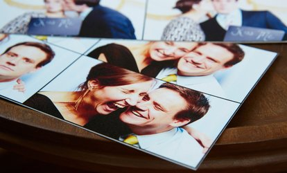 48% Off Three- or Four-Hour Photo-Booth Rental