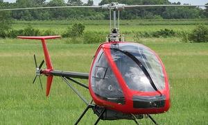"""FL140 Parachutisme Rhône-Alpes: Vol """"Découverte"""" en hélicoptère de 10, 15 ou 20 minutes pour 2 personnes dès 84,90 € avec FL140 Parachutisme Rhône-Alpes"""