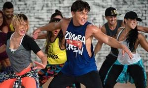 Baila La Vida - Múltiples Sucursales: Desde $139 por 4 u 8 clases de Zumba en 4 sucursales a elección en Baila La Vida - Múltiples Sucursales