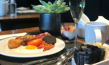 Prosecco Breakfast for Up to Four at Podium Restaurant at Hilton Manchester Deansgate