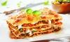 La Pergola d'Italia - Paris: Entrée, plat et dessert pour 2 personnes à 39,90 € à La Pergola d'Italia