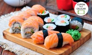 Yazu Sushi - Campinas: Rodízio para 1 ou 2 pessoas no almoço ou jantar no Yazu Sushi  – Cambui