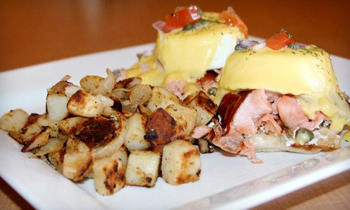 Korner Cafe - Lewisville: Classic American Food at Korner Cafe (Half Off). Two Options Available.