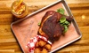 Smoke Shack Blues - Port Jefferson: Barbecue Meal for Two or Four People at Smoke Shack Blues (Up to 52% Off)