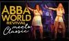 2 Tickets für ABBA-WORLD-REVIVAL