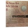 Morgan Silver Dollar from Random Years 1880-1921