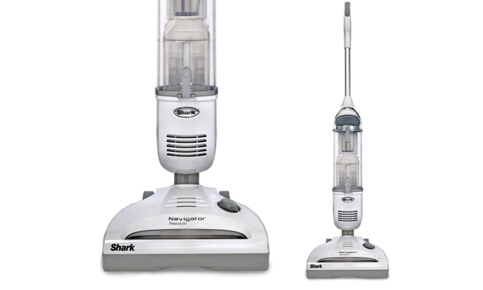 Up To 37 Off On Shark Navigator Stick Vacuum Groupon Goods