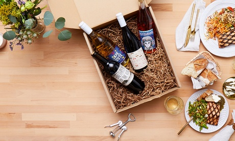 1, 3, 6, or 12 Month Wine Subscription Customized to You with Shipping from Winc (50% Off)