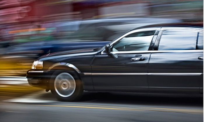 ICU Transportation - Downtown: One-Way or Round-Trip Car Service to San Francisco International Airport from ICU Transportation (63% Off)