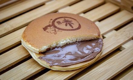 1 (From $2.20) or 2 Dorayaki (From $4), or 4 Ice Cream Dorayaki + Drink (From $11) at Fujimi Dorayaki, 3 Locations