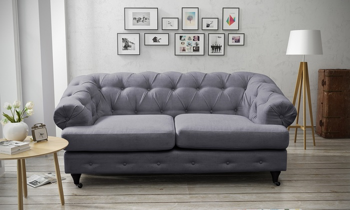 Superbe Up To 49% Off Hampton Armchairs And Sofas   Groupon