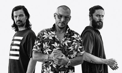 Thirty Seconds to Mars with Walk the Moon on July 8 at 6 p.m.